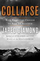 Cover of Jared Diamond's book Collapse