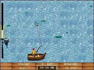 لعبة BassAssassin لعبة السمك لعبة