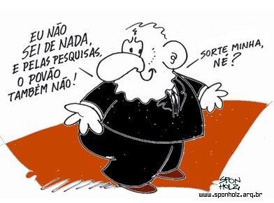 Resultado de imagem para manifesto internacional pró Lula charge