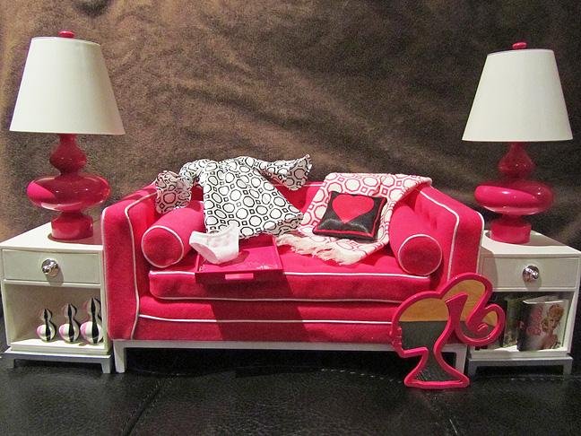 Miniature Monday 10 Jonathan Adler Barbie Furniture