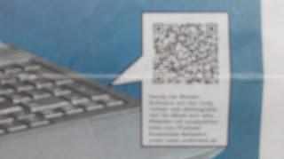 code mit handy scannen