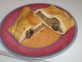 recettes plats  Empanadas à lAgneau