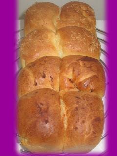 recettes dessert  brioche au nutella