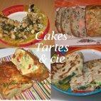 Cakes, tartes & cie
