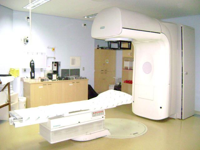 Equipamento de Radioterapia