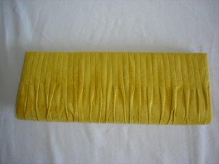 Carteira Clássica Amarela