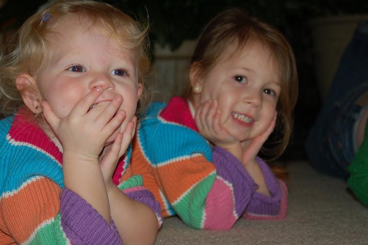 Emma and Savannah