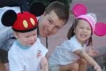 Ian, Alex and Emma