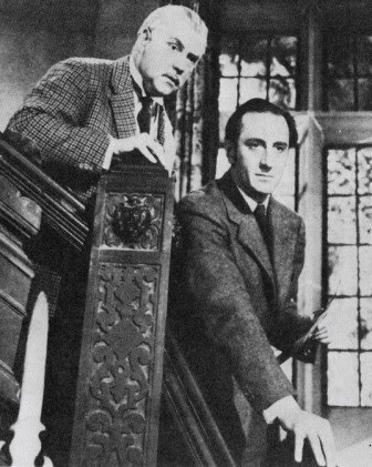 Classic Film and TV Café: Universal's Sherlock Holmes Series with Basil Rathbone and Nigel Bruce ...