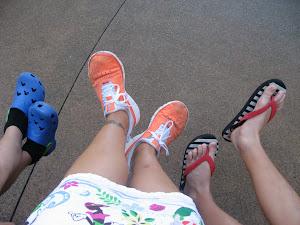 I love feet.