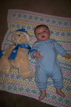 Jacob and Mr. Bear
