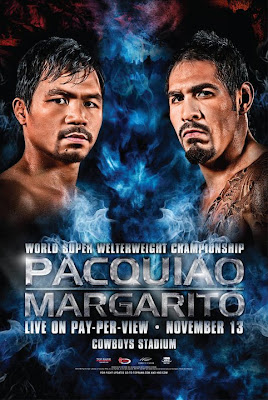 Pacquiao-Margarito fight November 2010