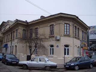 Casa Contelui Herosmonte, pe strada Visarion