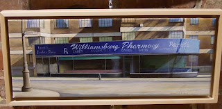 Dominick di Lorenzo: Williamsburgh Pharmacy on the Leonard Street in SoHo