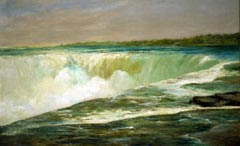 William Morris Hunt, Niagara Falls, 1878