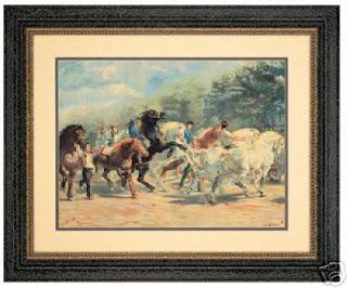 Rose Bonheur, The Horse Fair