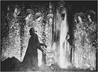 Edwin Austin Abbey, Galahad and the Holy Grail