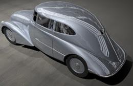 Hans Ledwinka  - Tatra Saloon Car, 1933