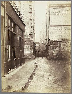 Charles Marville, Rue Tirechappe