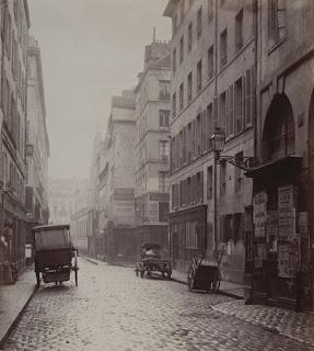 Charles Marville, Rue de Cygne, Rue Mondatour