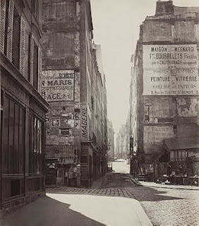 Charles Marville, Rue Saint Jacques