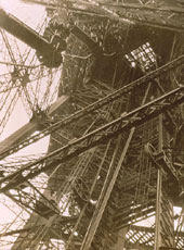Germaine Krull, Eiffel Tower