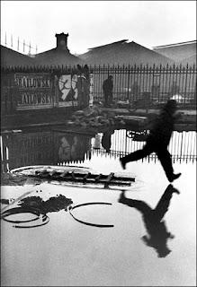 Cartier-Bresson, Behind Gare Saint Lazare, 1932