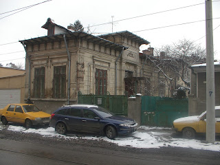 Bucuresti, Casa Veche pe Strada 11 Iunie
