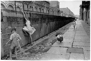 Cartier-Bresson, Zidul Berlinului