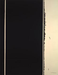 Barnett Newman, Via Crucis, Twelfth Station, 1965