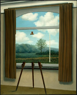 René Magritte - La Condition Humaine, 1933, Washington DC National Gallery of Art