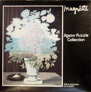 René Magritte, Le Plagiat