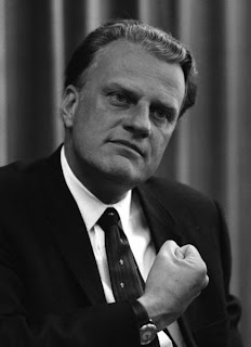 Billy Graham in 1966