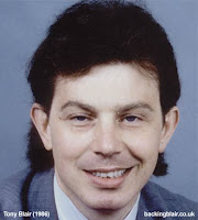 Young Tony Blair