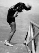 Eva Besnyö - Magda, Balaton, 1931