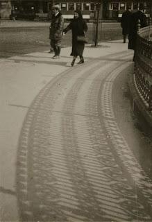 Imre Kinszki - Shadow, 1929