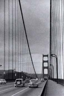 Umbo - Golden Gate Bridge, c. 1950