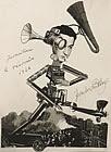 Umbo - The Raging Reporter (Egon Erwin Kisch), 1926