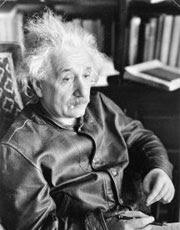 Lotte Jacobi - Einstein, 1938