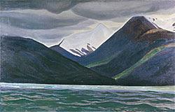 Rockwell Kent, Tierra del Fuego
