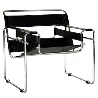 Marcel Breuer - Wassily Club Chair Model B3, 1925