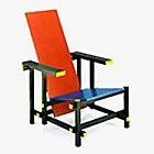 Gerrit Rietveld - De Stijl Chair