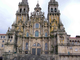 Catedrala Sfantlui Apostol Iacob, Santiago de Compostela