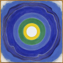 Kenneth Noland - April, 1960