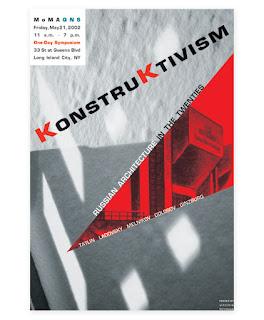 Constructivist poster