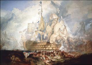 Joseph Mallord William Turner - The Shipwreck