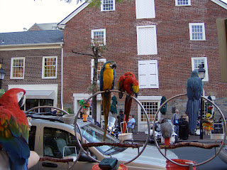 The Parrots from Alexandria