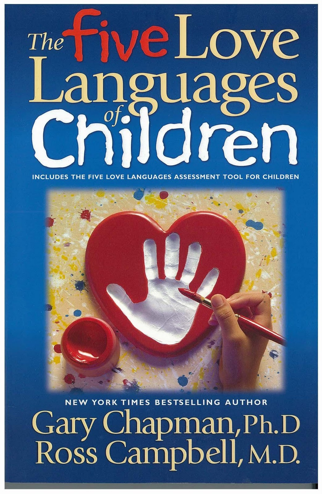 Kidsandparents The Five Love Languages
