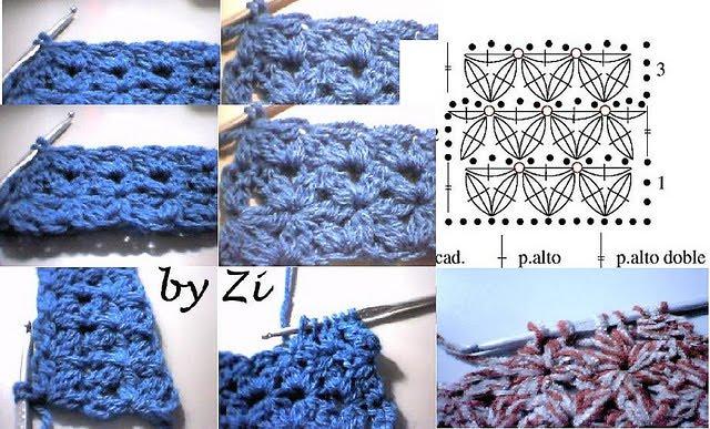 De Blusas Croche Graficos Com