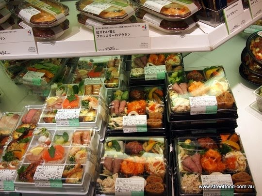Where To Buy Street Food In Kyoto